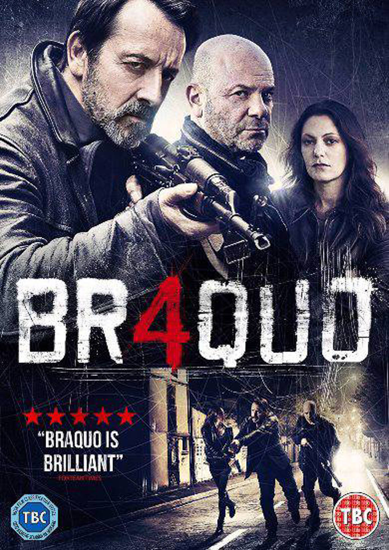 Braquo - Seizoen 4 (DVD)