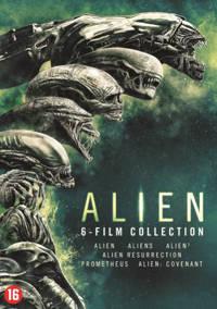 Alien 1 - 6 (DVD)