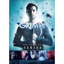 Grimm - Complete collection   (DVD)