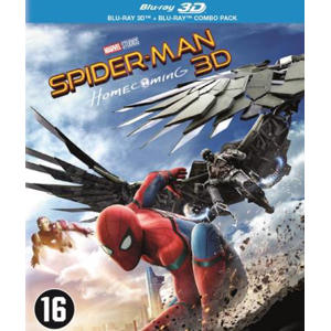Spider-man - Homecoming 3D (Blu-ray)