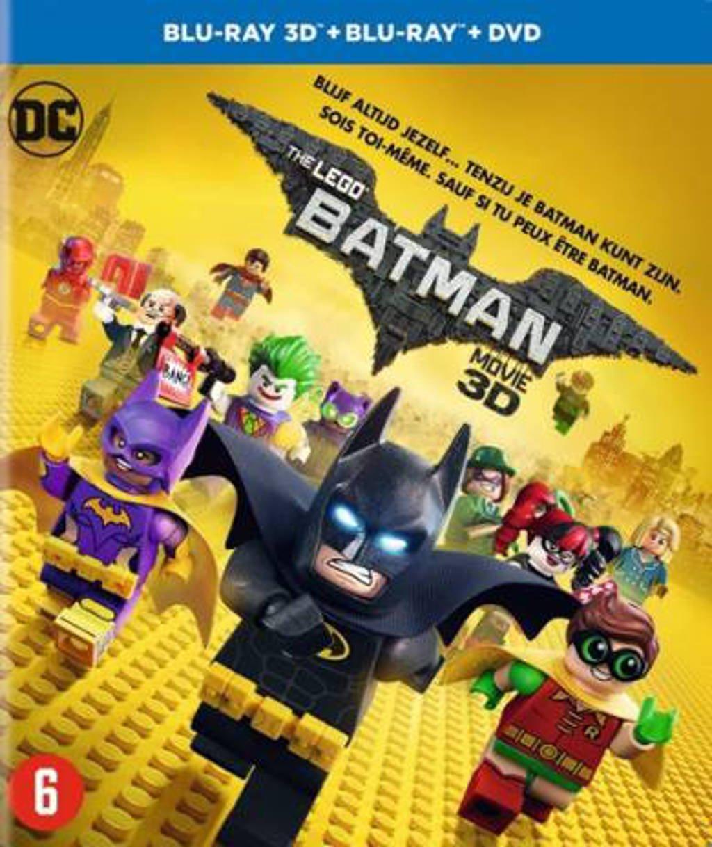 Lego Batman movie (3D) (Blu-ray)