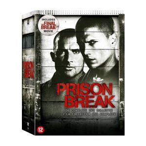 Prison break - Complete collection (DVD)