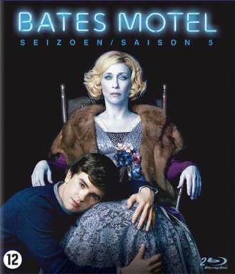 Bates motel - Seizoen 5 (Blu-ray)