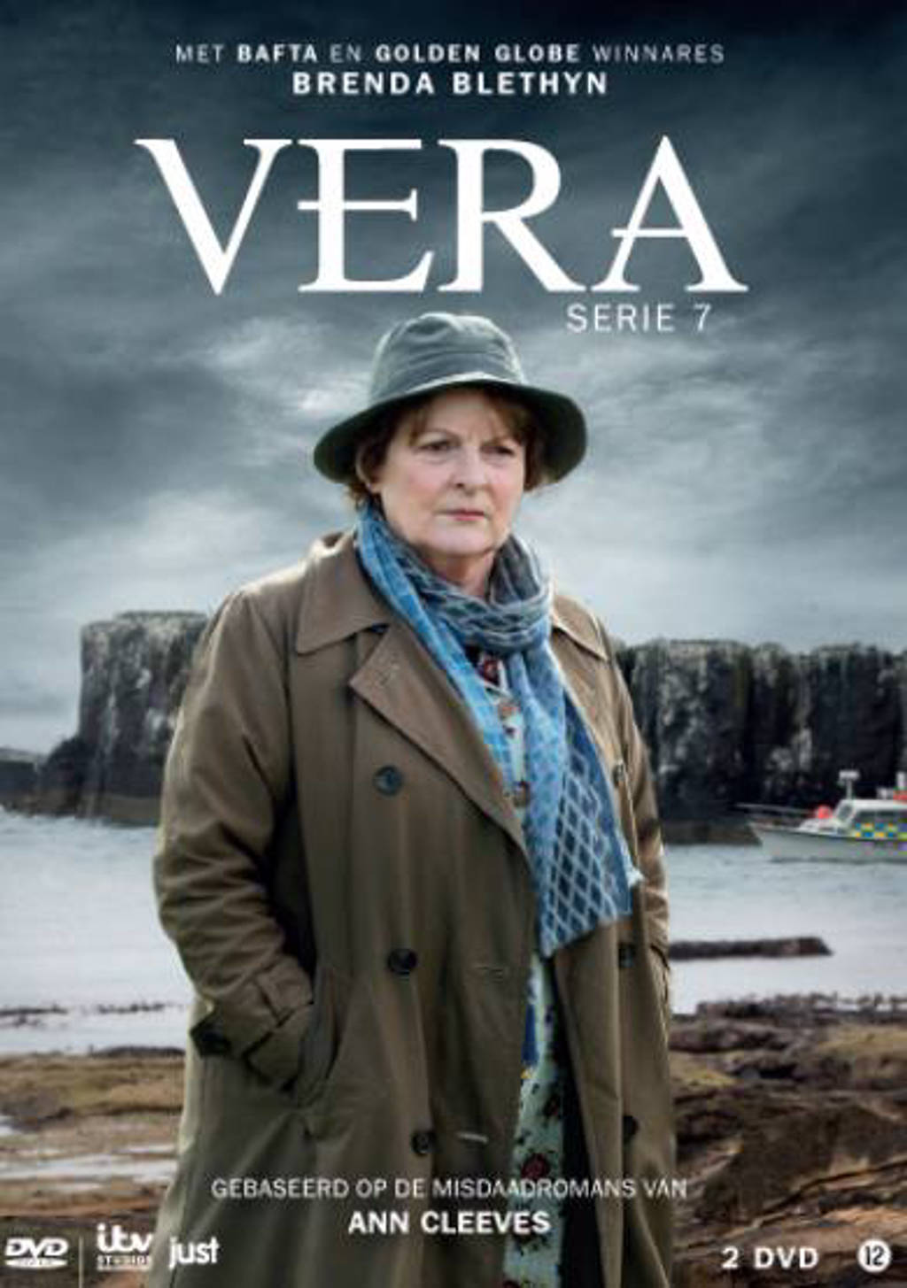Vera - Seizoen 7 (DVD)
