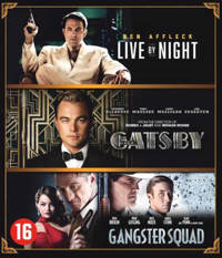 Live by night /The great gatsby/Gangster squad (Blu-ray)