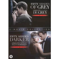 Fifty shades of grey/Fifty shades darker (DVD)