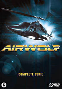 Airwolf - Complete collection  (DVD)