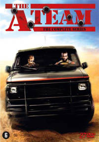 A-Team - Complete Collection  (DVD)