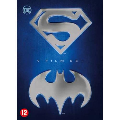 Batman + Superman anthology (DVD) kopen