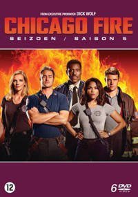 Chicago Fire - Seizoen 5 (DVD)