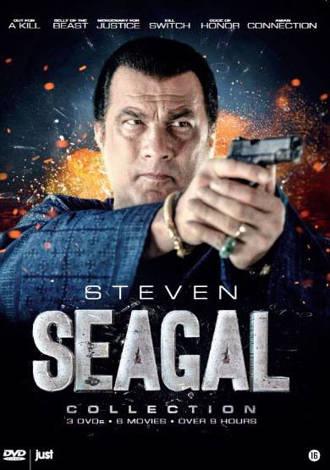 Steven Seagal collection (DVD)