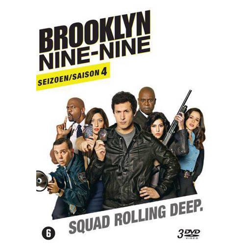 Brooklyn nine-nine - Seizoen 4 (DVD) kopen