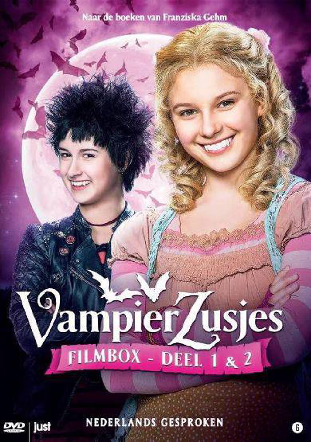 Vampier zusjes 1 & 2 (DVD)