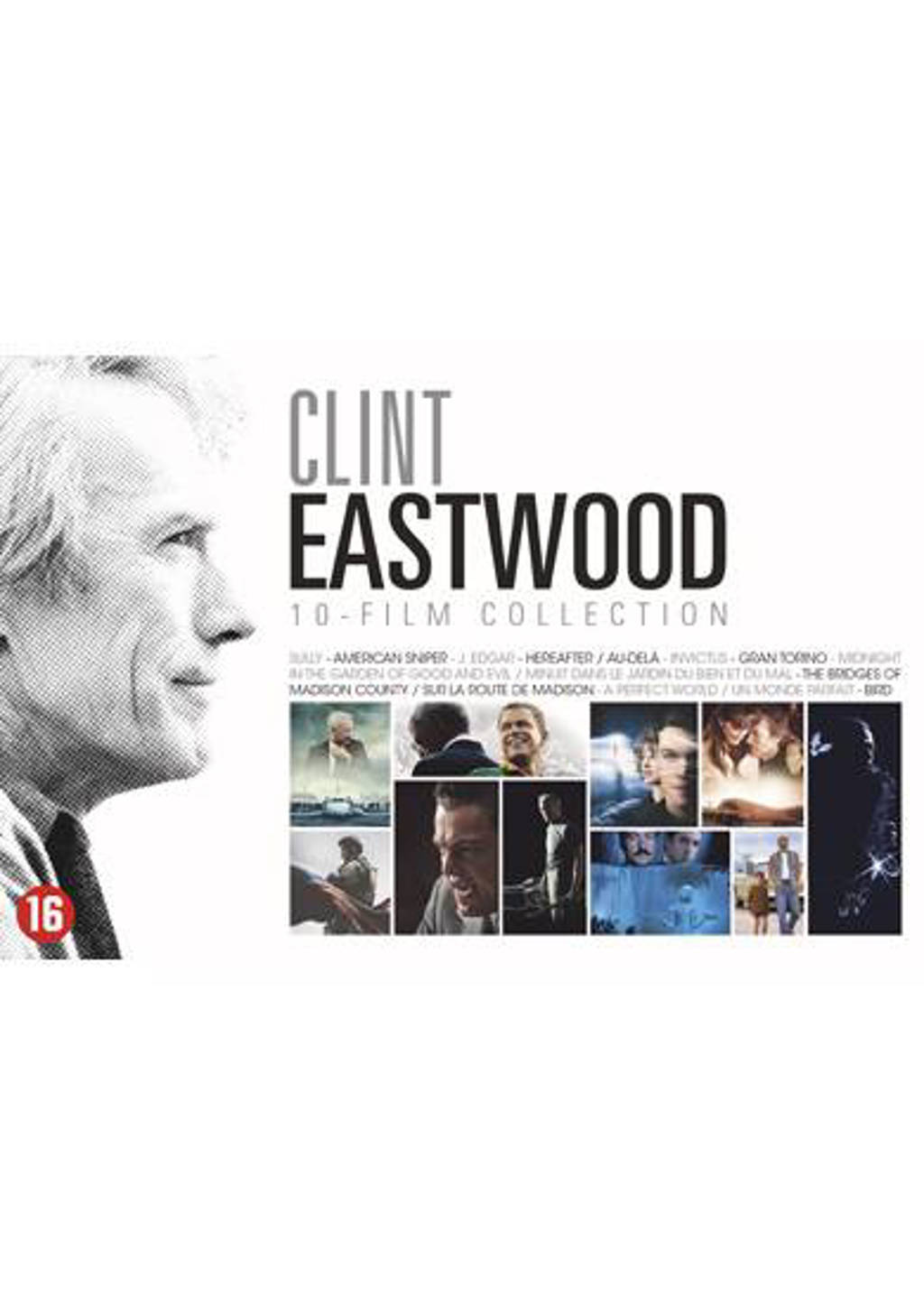 Clint Eastwood - 10 film collection (DVD)