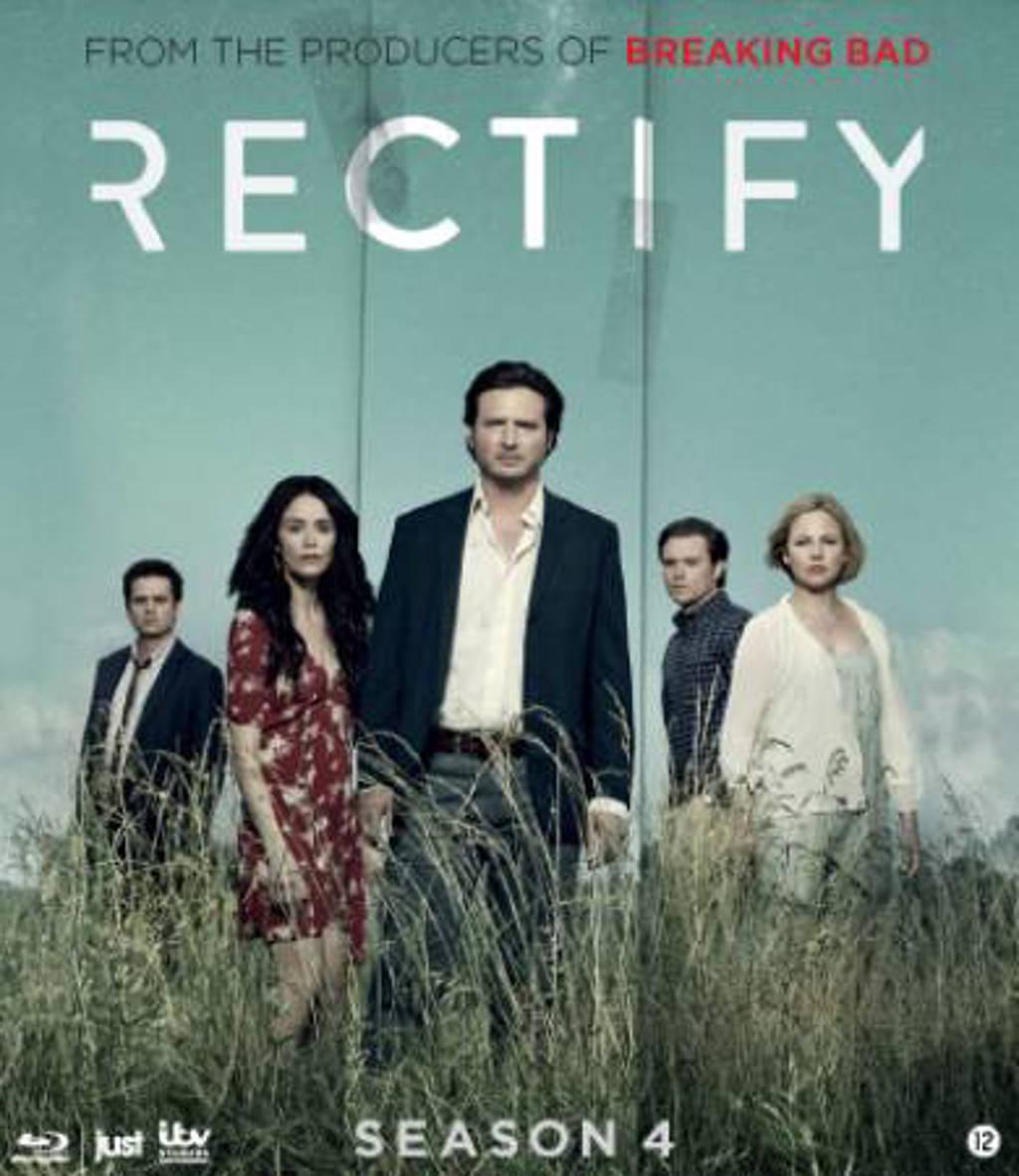 Rectify - Seizoen 4 (Blu-ray)