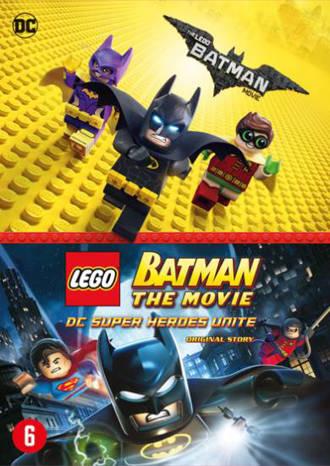 Lego Batman movie + Lego Batman - DC superheroes unite (DVD)