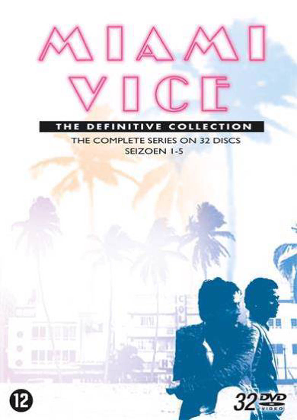 Miami Vice - Complete Collection (DVD)