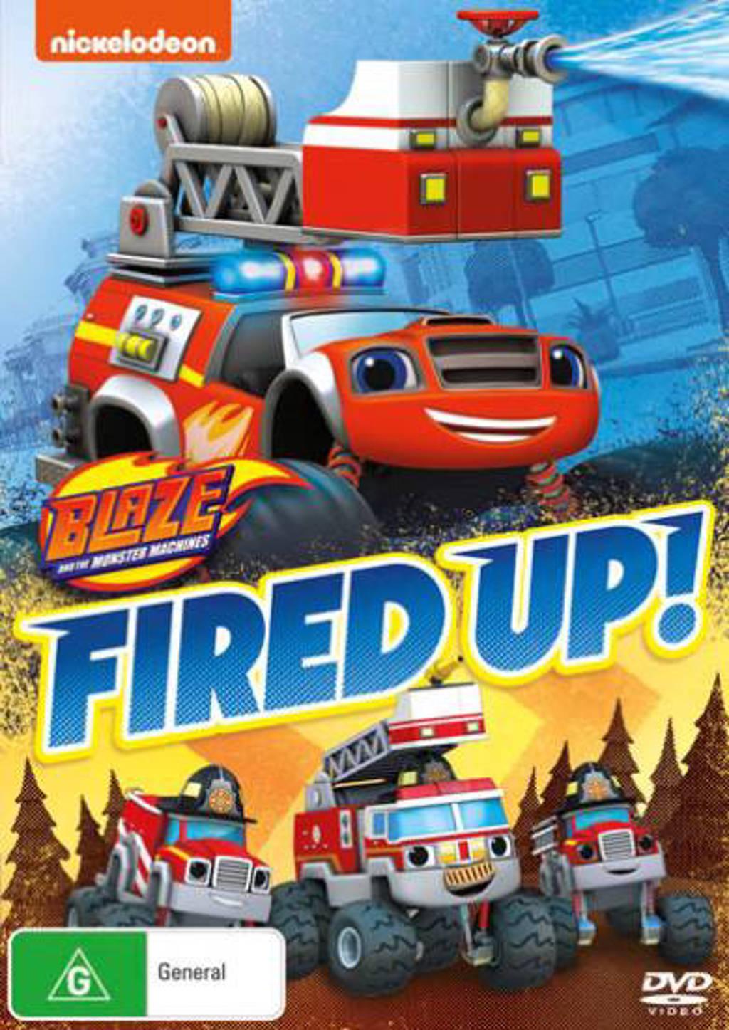 Blaze & The monster machine - Fired up! (DVD)