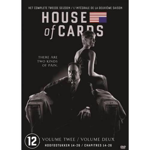 House of cards - Seizoen 2 (DVD) kopen