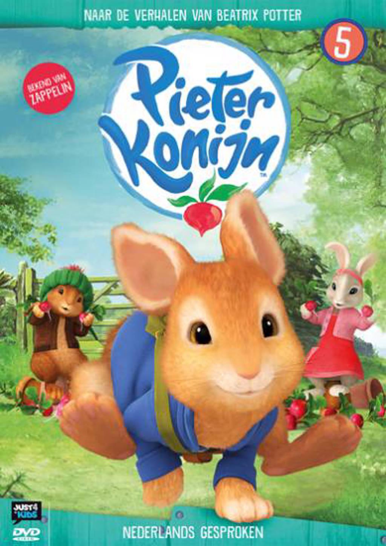 Pieter konijn 5 (DVD)