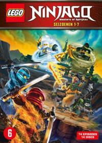 Lego Ninjago Masters Of Spinjitzu - Seizoen 1 - 7  (DVD)