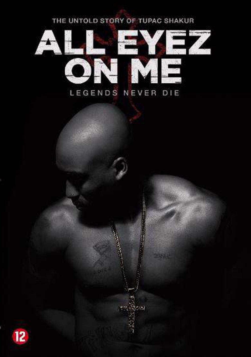 All eyez on me (DVD)