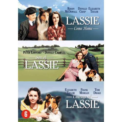 Lassie 1-3, (DVD). DVDNL