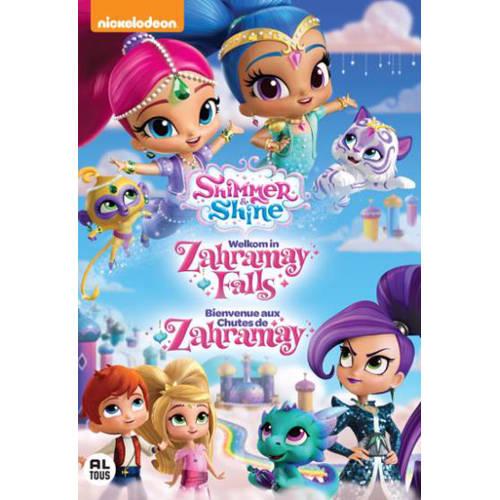 Shimmer and shine - Welkom in Zahramay falls (DVD) kopen
