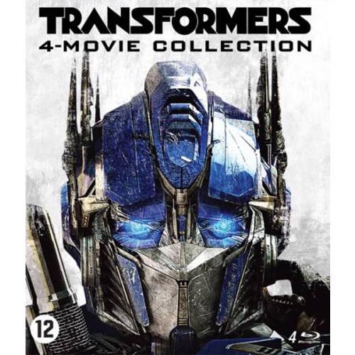 Transformers 1-4 (Blu-ray) kopen