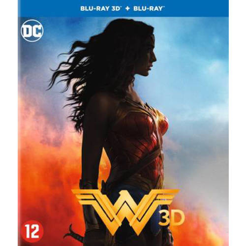 Wonder woman (3D) (Blu-ray) kopen