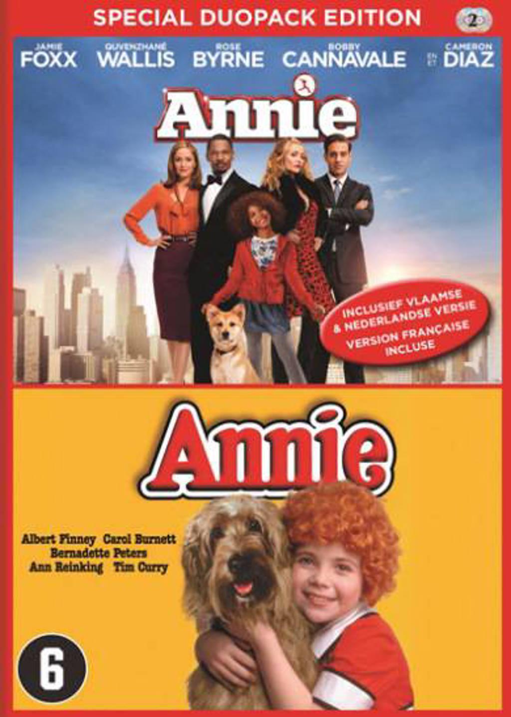 Annie 1&2 (DVD)
