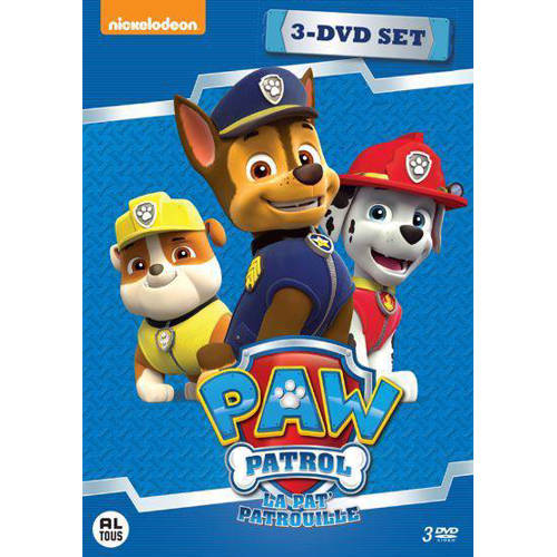 Paw patrol 7-9 (DVD) kopen
