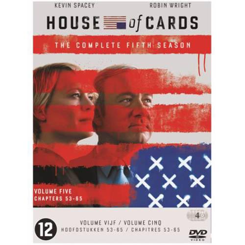 House of cards - Seizoen 5 (DVD) kopen