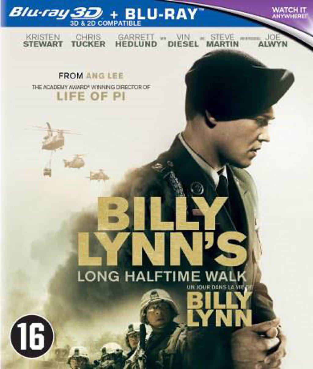Billy Lynns long halftime walk (3D) (Blu-ray)