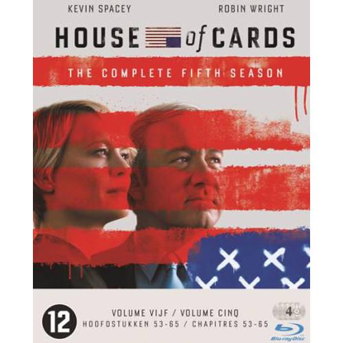 House of cards - Seizoen 5 (Blu-ray) kopen