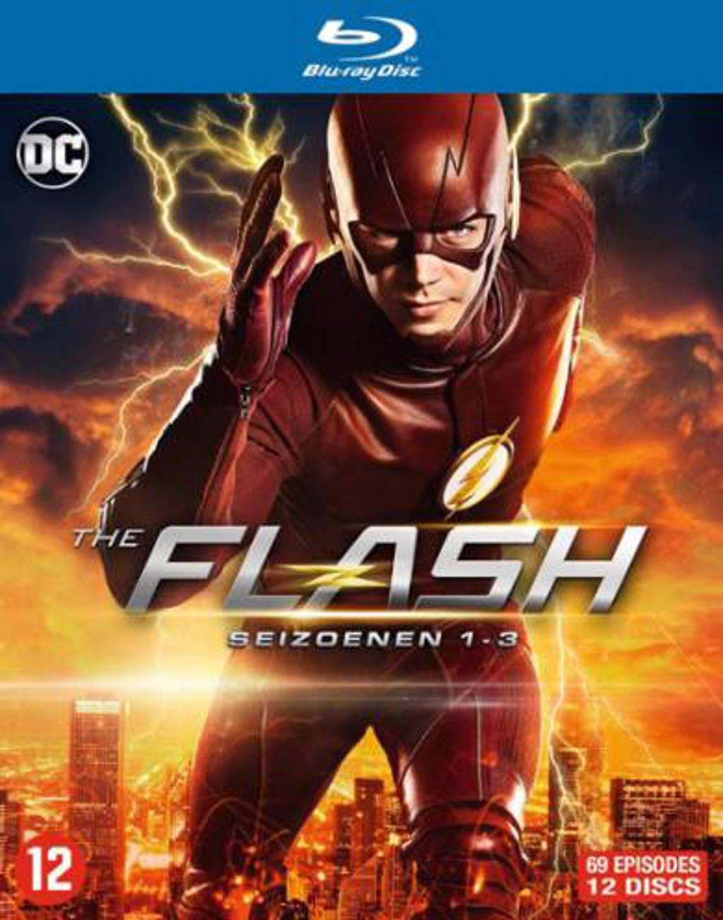 Flash - Seizoen 1-3 (Blu-ray)