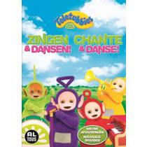 Teletubbies - Zingen en dansen! (DVD)