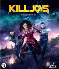 Killjoys - Seizoen 2 (Blu-ray)
