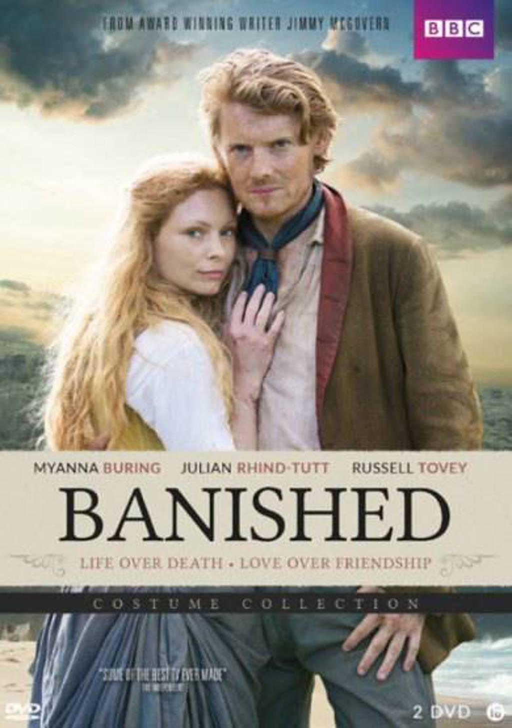 Banished - Seizoen 1 (DVD)