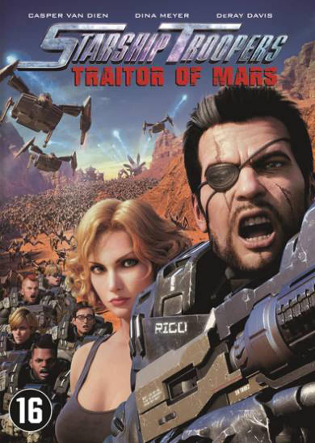 Starship Troopers - Traitor of Mars (DVD)