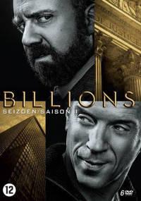 Billions - Seizoen 1  (DVD)