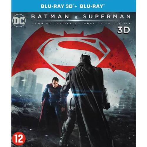 Batman v Superman Dawn of justice (3D), (Blu-Ray). BLURAY