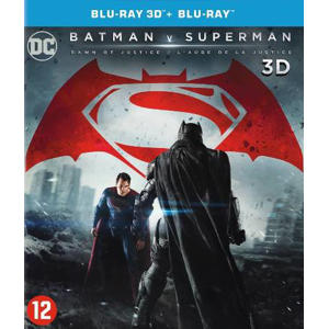 Batman v Superman - Dawn of justice (3D) (Blu-ray)