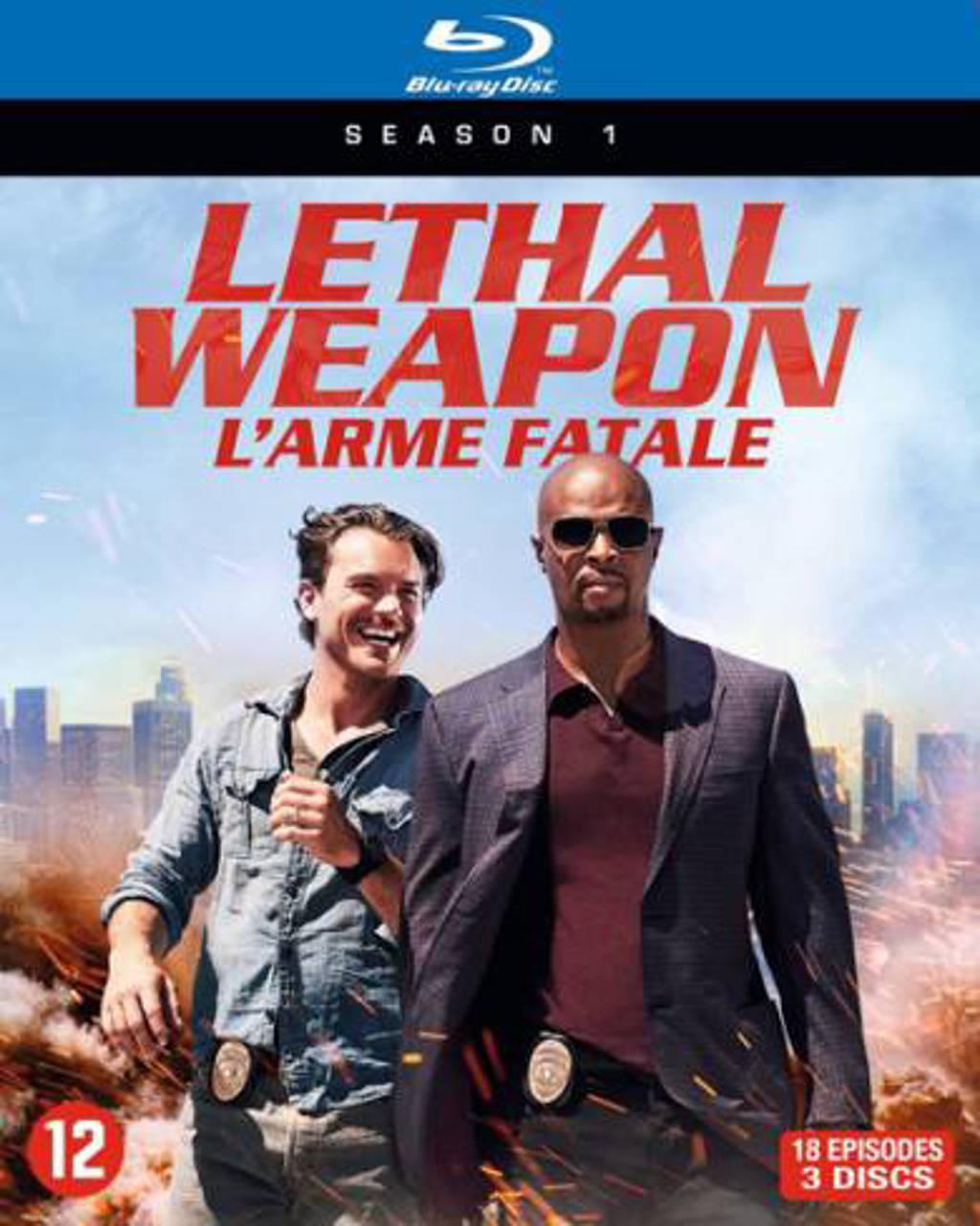 Lethal weapon - Seizoen 1 (Blu-ray)