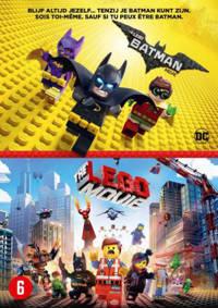 Lego Batman movie + Lego movie (DVD)