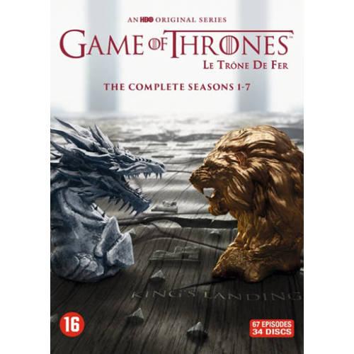 Game of thrones - Seizoen 1-7 (DVD) kopen