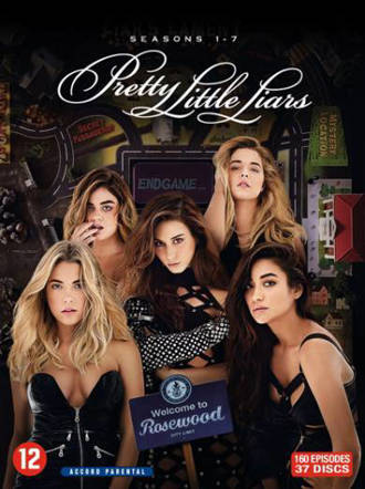 Pretty little liars - Seizoen 1-7 (DVD)