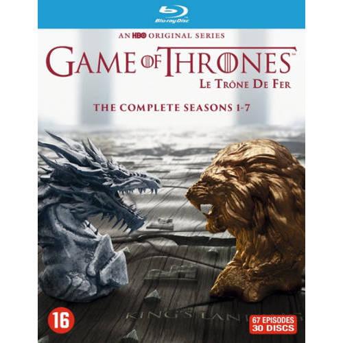 Game of thrones - Seizoen 1-7 (Blu-ray) kopen