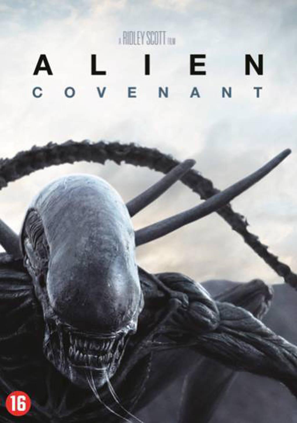 Alien - Covenant (DVD)