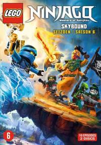 Lego ninjago masters of spinjitzu - Seizoen 6  (DVD)